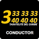 TaxCaribe 340 Conductor