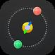 Color Splash - Circle by Teensy Studios