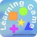 A learning game - shapes by ZiLoX IT