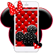 Cute Red Mice Live wallpaper by stylish android themes