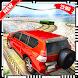 Impossible Tracks Prado Car Stunt Racing Games 3D