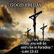 Good Friday Messages by francla16