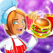 Burger Kitchen Fever: Cooking Tycoon by Fun Games Tree