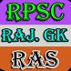 RPSC RAS RAJASTHAN GK Taiyari by SHANKARRAOPURA