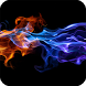 Blue Fire Live Wallpaper by ChiefWallpapers