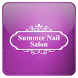 Summer nail salon by Clicktroy