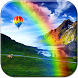 Rainbow Live Wallpaper by Jango LWP Studio