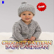 Crochet Pattern Baby Cardigan by newerica