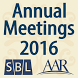 SBL & AAR 2016 Annual Meeting by ATIV Software