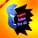 Funny Jokes For All by Rdow Apps