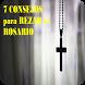 7 Consejos para rezar el Rosario