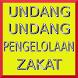 UU Tentang Pengelolaan Zakat