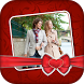 Romantic Love Photo Frames : Love Photo Frame by Journey Apps Lab