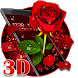 3D valentine love rose theme by Elegant Theme
