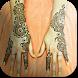 Mehndi design henna by Classicapp