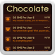 GO SMS Chocolate by BestThemes