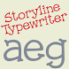 Storyline Typewriter FlipFont by Monotype Imaging Inc.