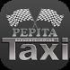 Pepita Taxi Rendelő applikáció by Nerddevelopments kft