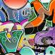 Graffiti Lock Screen Themes by Plus Eleven Studio