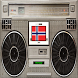 RADIOS NORWAY STATION by Radio World Wilde Store