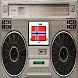 RADIOS NORWAY STATION by Radio World Wilde Store
