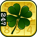 St. Patrick's Day Sudoku by 24/7 Games llc