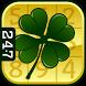 St. Patrick's Day Sudoku by 24/7 Games llc