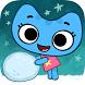 Котики вперед! Лепим снеговика by Gratsonia Limited