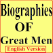 Biographies Of Great Men by Mahendra Seera