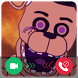 Fake Call from Freddy by Video Call Free