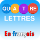 Les 4 lettres by DISA CREATIVE