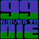 99 Waves to Die (PRO) by SpookyFish Games