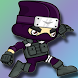 Ninja Glide n Slide by AceApplicationz