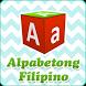 Alpabetong Filipino by Fedmich