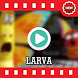 New Larva Video Collection by Glowtick Media