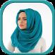 Trendy Hijab Tutorial 2016 by Langsamdroid