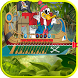 Race of Pirate Bonald Duck Run by M.Jimmy