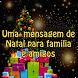 Uma mensagem de Natal para familia e amigos by Entertainment LTD Apps ????