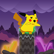 Jumpy Pikachu Flop by Devnotrymed