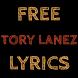 FREE LYRICS for TORY LANEZ by Saree Dev