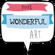 Wonderful Art by AppsModusBI