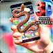 Snake On Phone Screen Prank by SAGA Inc