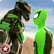 Flying Spider Hero Vs X Superhero Robots by Sunstar Games