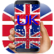 2018 British keyboard Theme by Rainbow Internet Technology