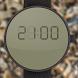 Basic LCD Wear Watch Face by Wearable Designs