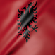 Albania Flag Live Wallpaper by 1$ Live Wallpaper