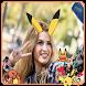Selfie Stickers for pokémon GO by APP OKA