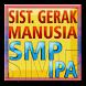 IPA SMP Sistem Gerak Manusia by Aqila Course