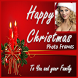 Merry Christmas Photo Frames by CreativeApps Hub
