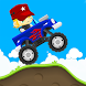 Monster Truck Hill Racing by Gamesoftgames